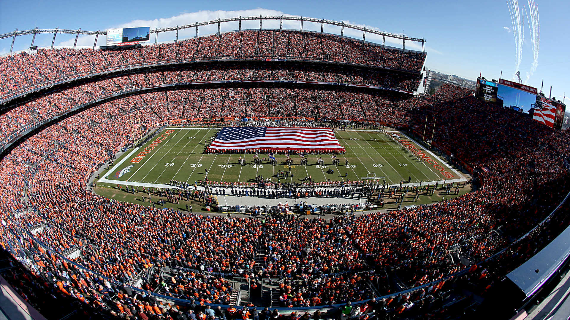 Mile High Stadium Things to do in Denver