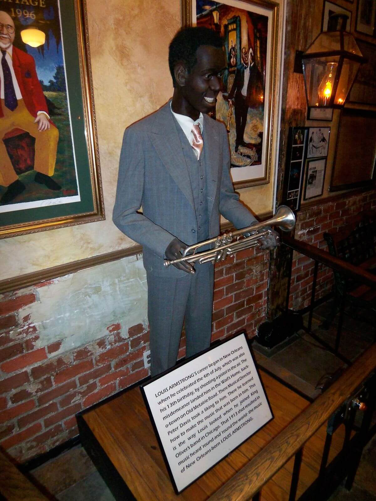 Musee Conti Wax Museum Things to do in New Orleans