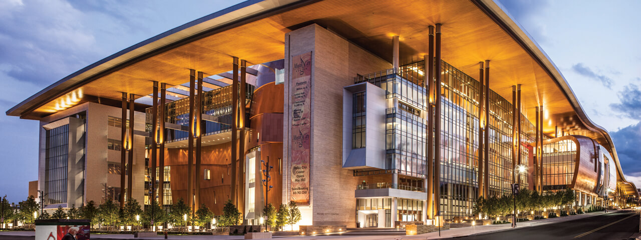 Music City Center Things to do in Nashville