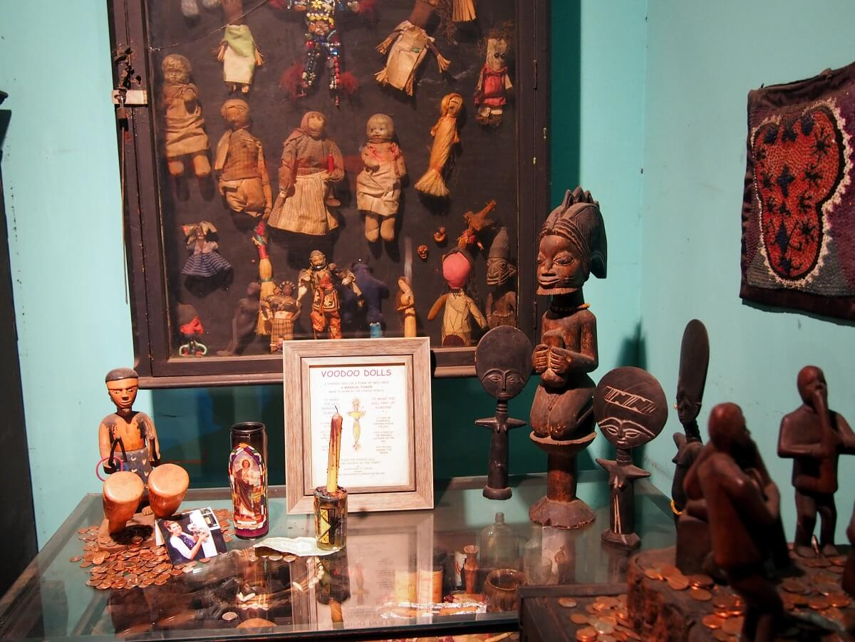 New Orleans Historic Voodoo Museum Things to do in New Orleans