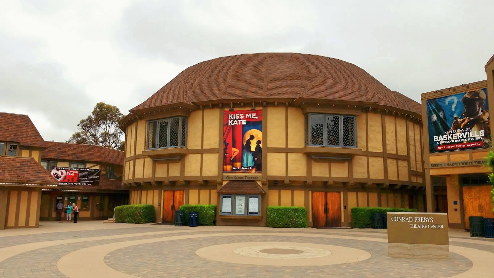 Old Globe Theatre Things to do in San Diego
