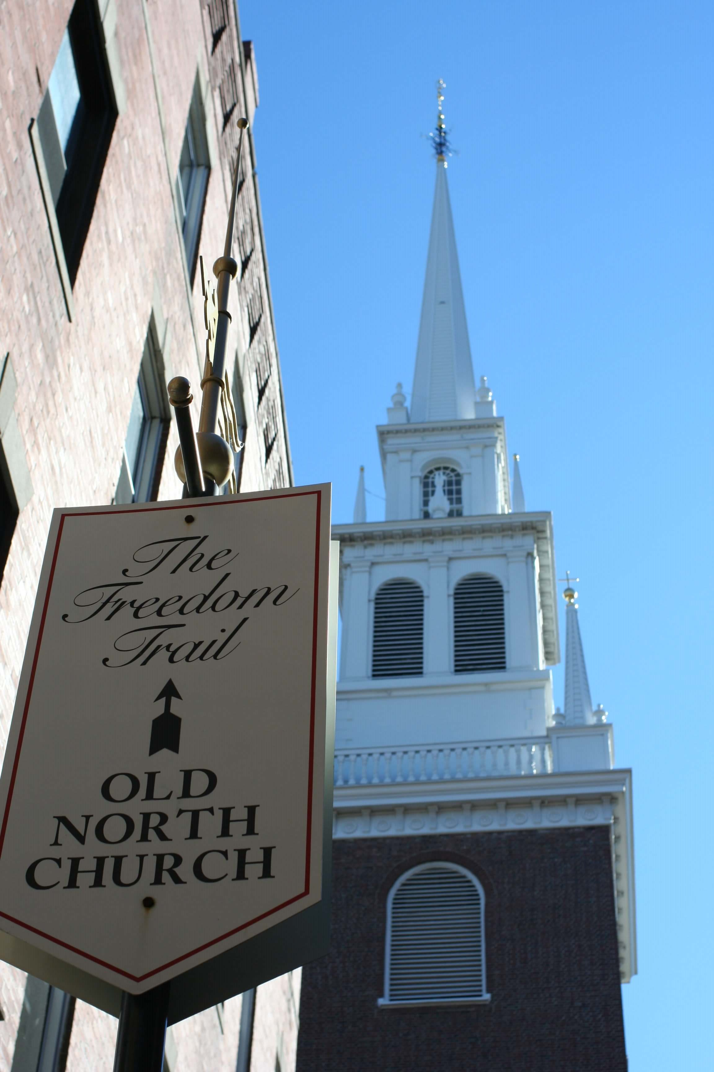 Old North Church Things to do in Boston