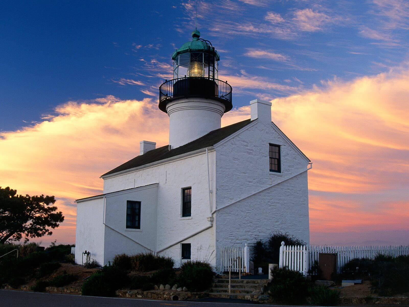 Old Point Loma Lighthouse Things to do in San Diego