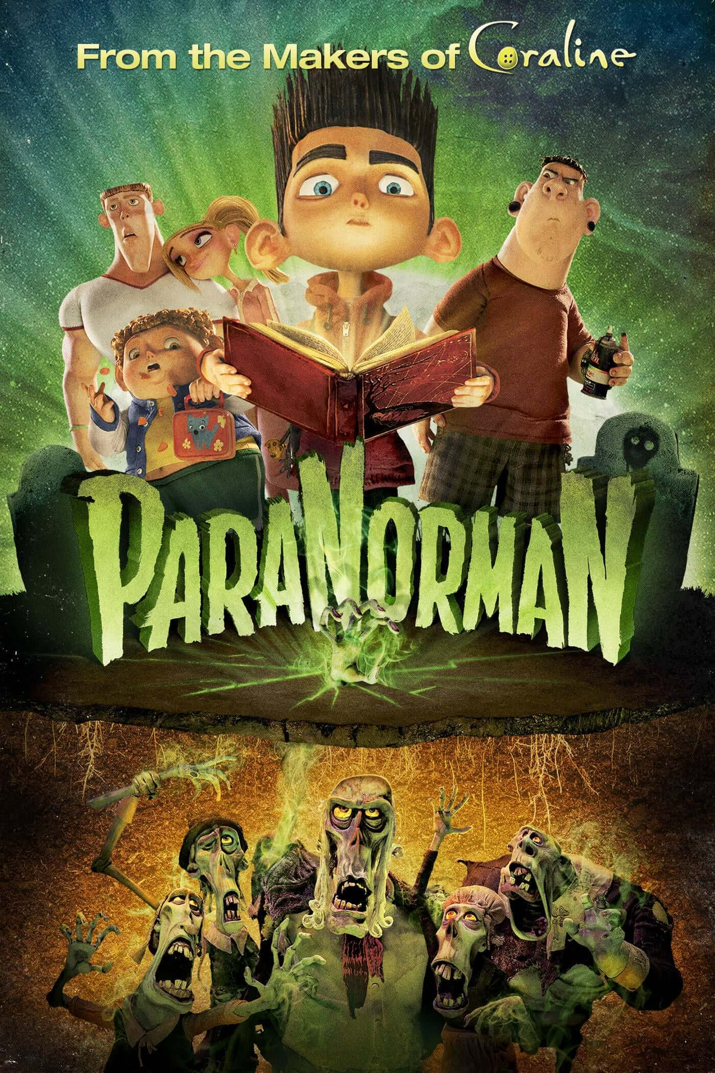 PARANORMAN halloween movie