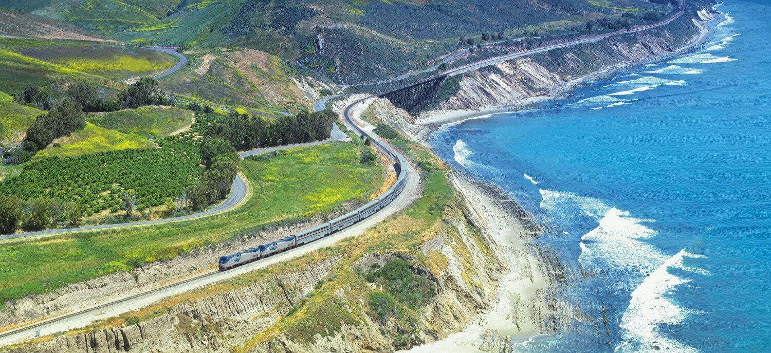 Pacific Surfliner Things to do in San Diego