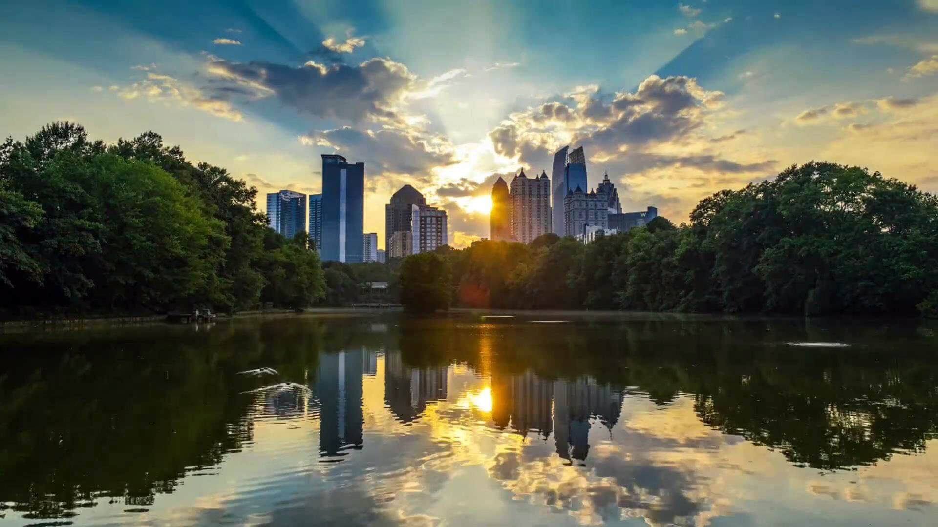Piedmont Park Things to do in Atlanta