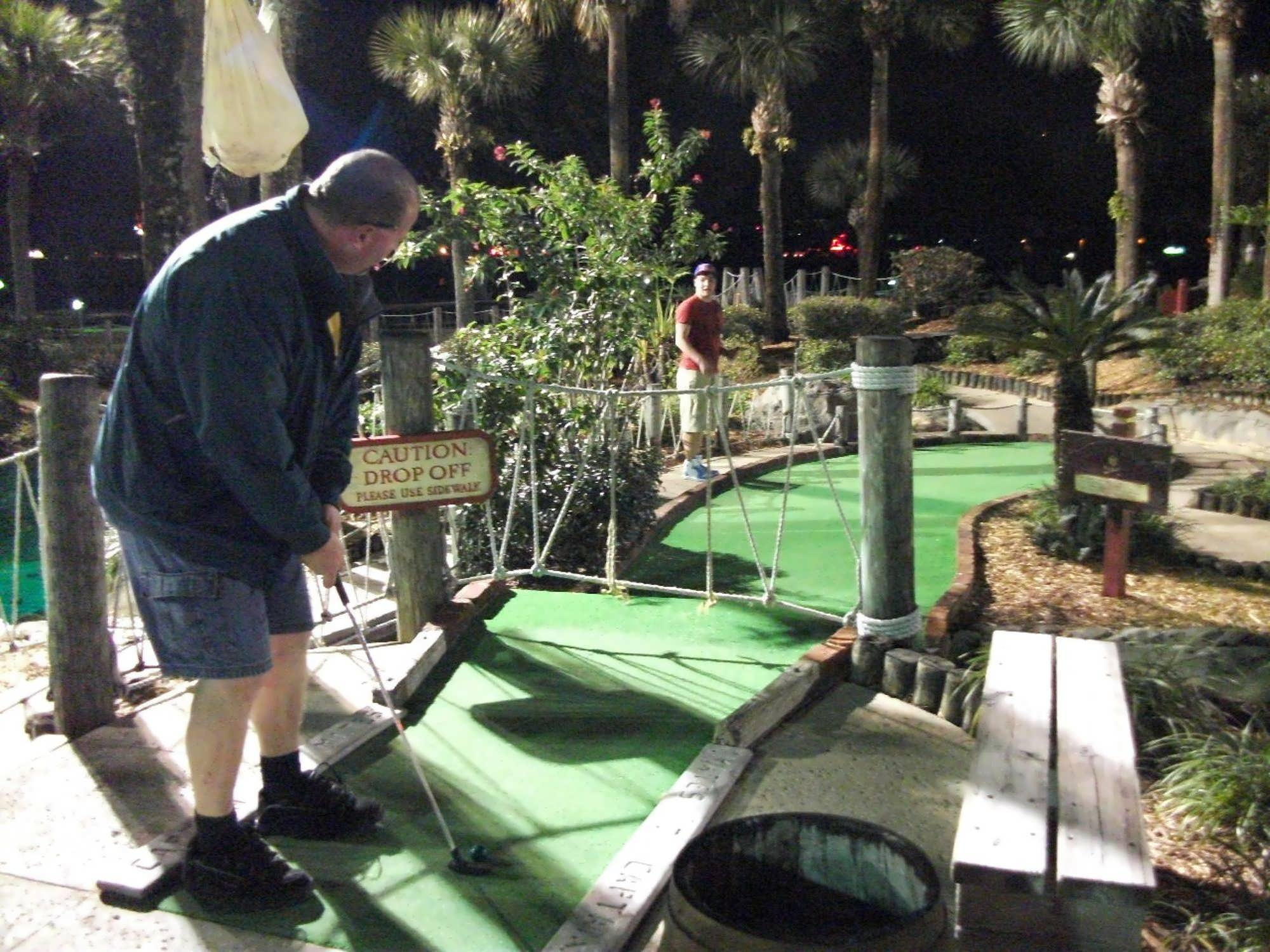 Pirate's Cove Adventure Golf on International Drive thing to do in Orlando