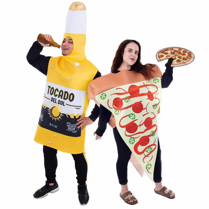 Couple Halloween Costume Ideas 2019.67 Halloween Costumes For Couples That Are Funny And Spooky