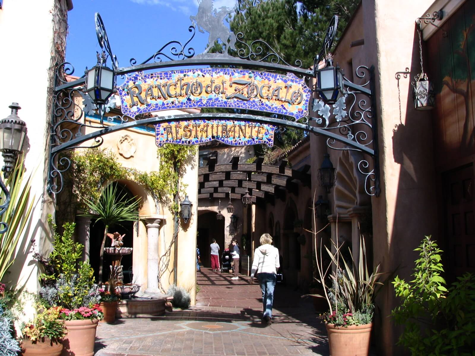 Rancho del zocalo resturant Things to do in disneyland