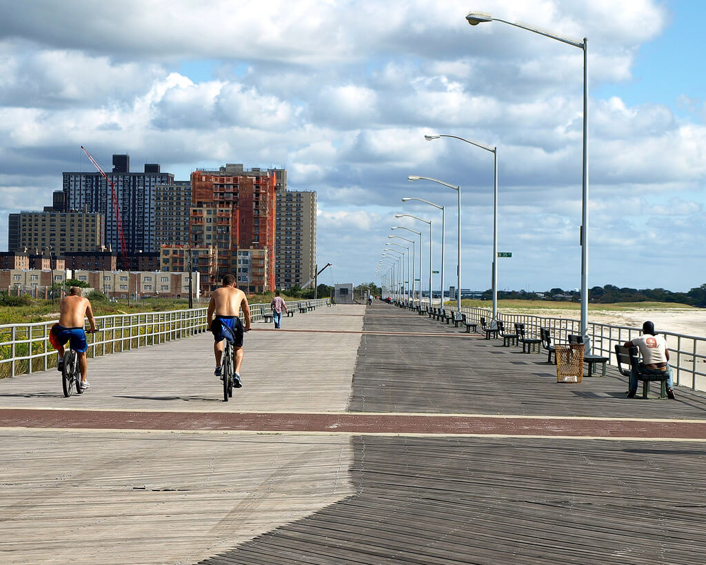 Rockaway Beach and Boardwalk Things to do in NYC