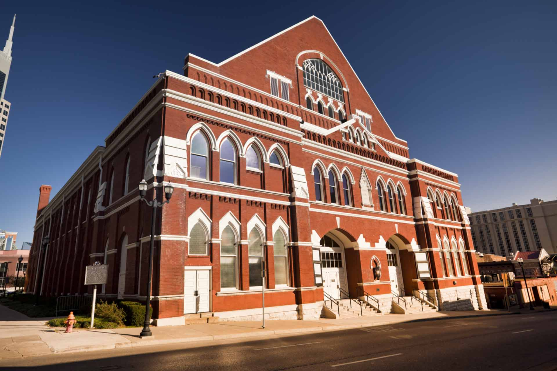 Ryman Auditorium Things to do in Nashville