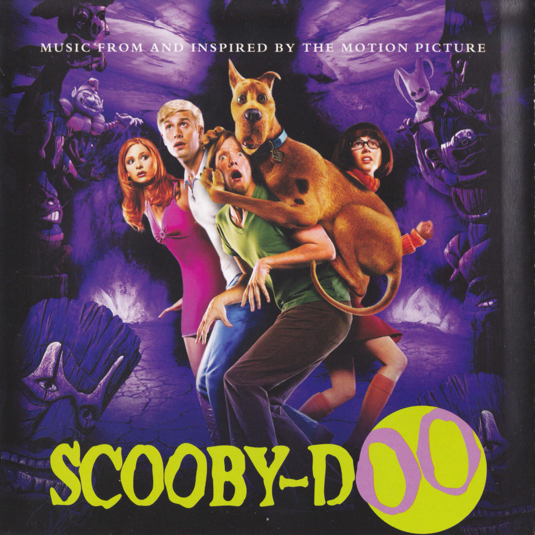 SCOOBY DOO halloween movie