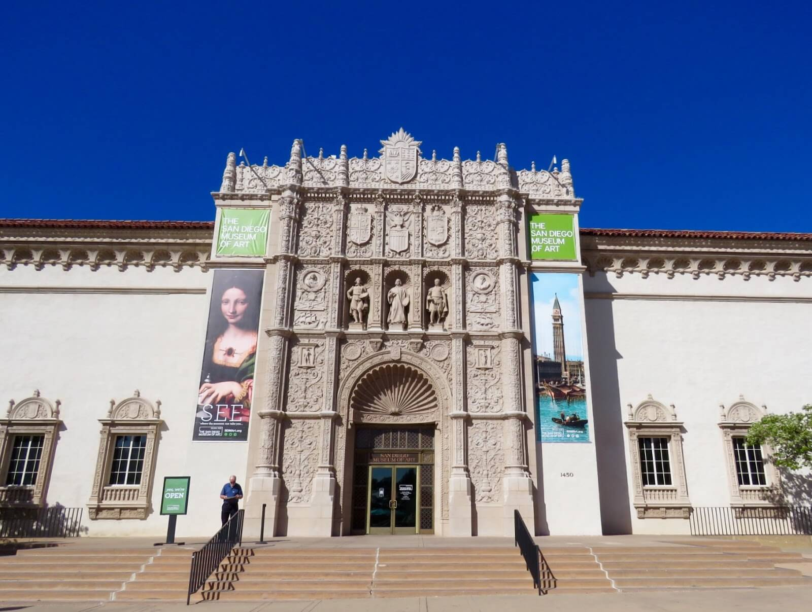 San Diego Museum of Art Things to do in San Diego