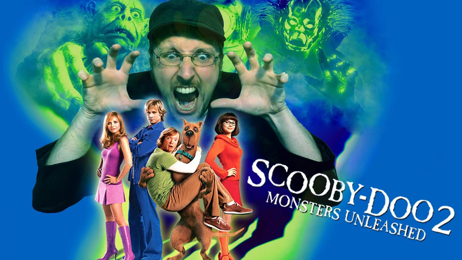 Scooby Doo 2 halloween movie