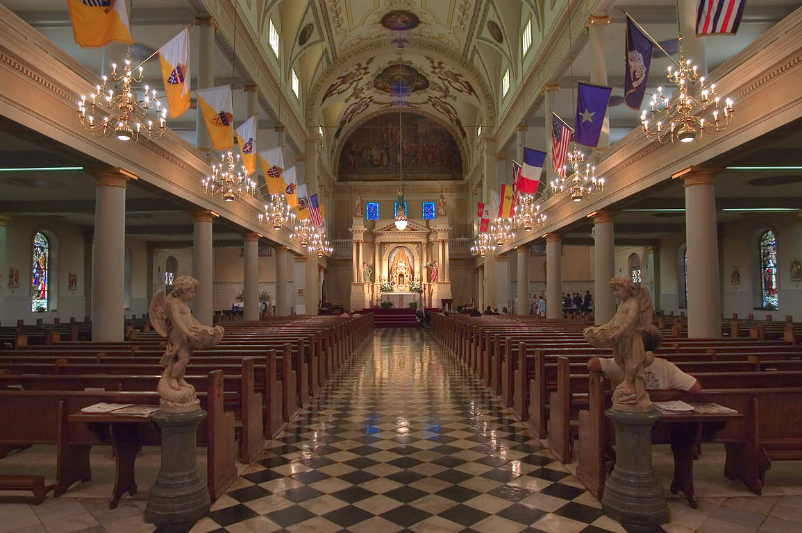 St. Louis Cathedral Things to do in New Orleans