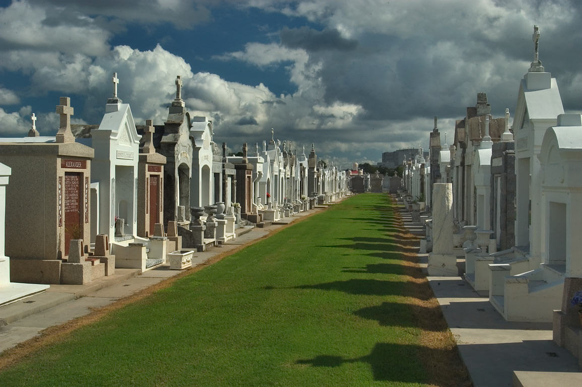 St. Louis Cemetery No. 1 Things to do in New Orleans