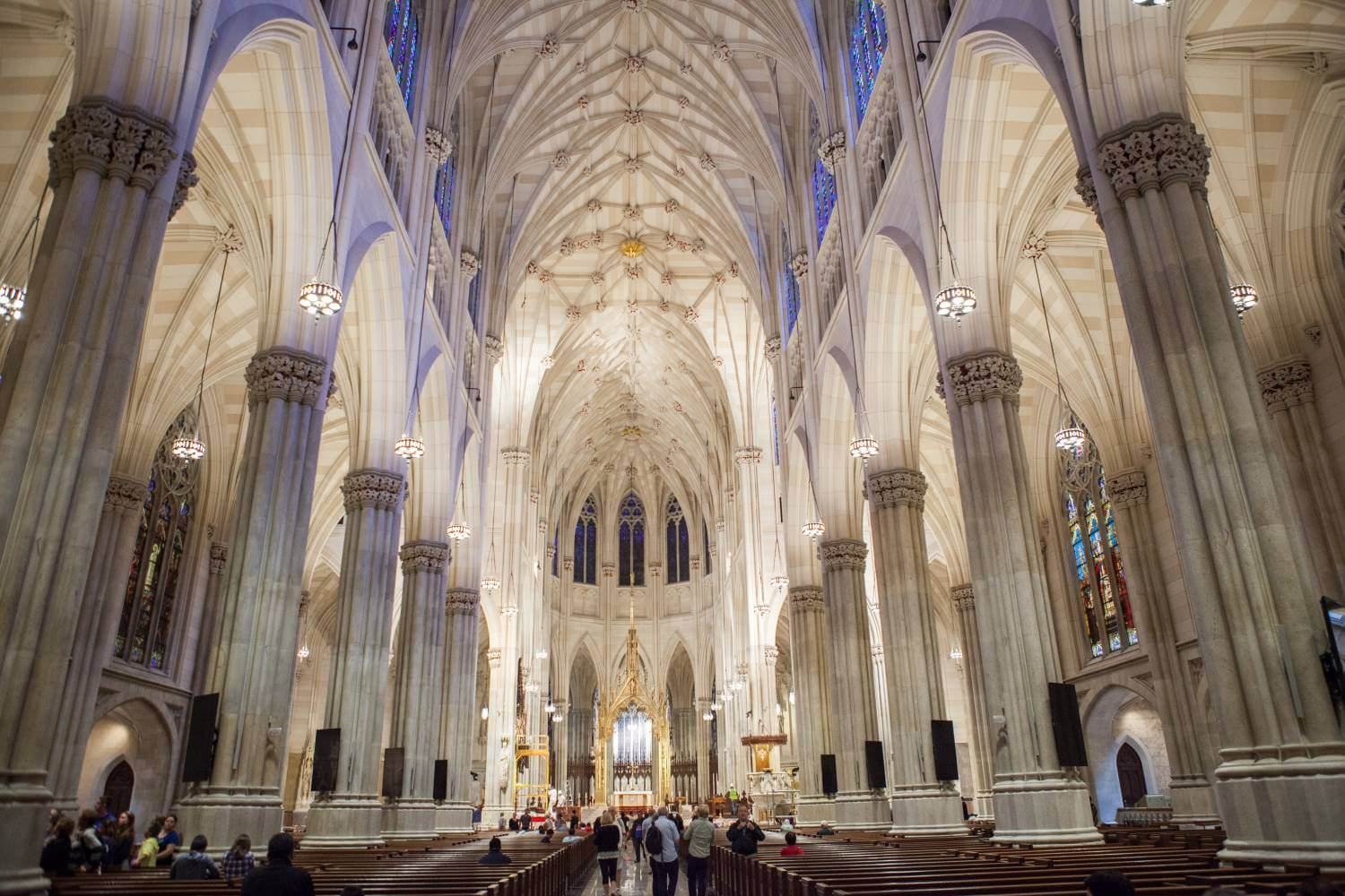 St. Patrick's Cathedral Things to do in NYC