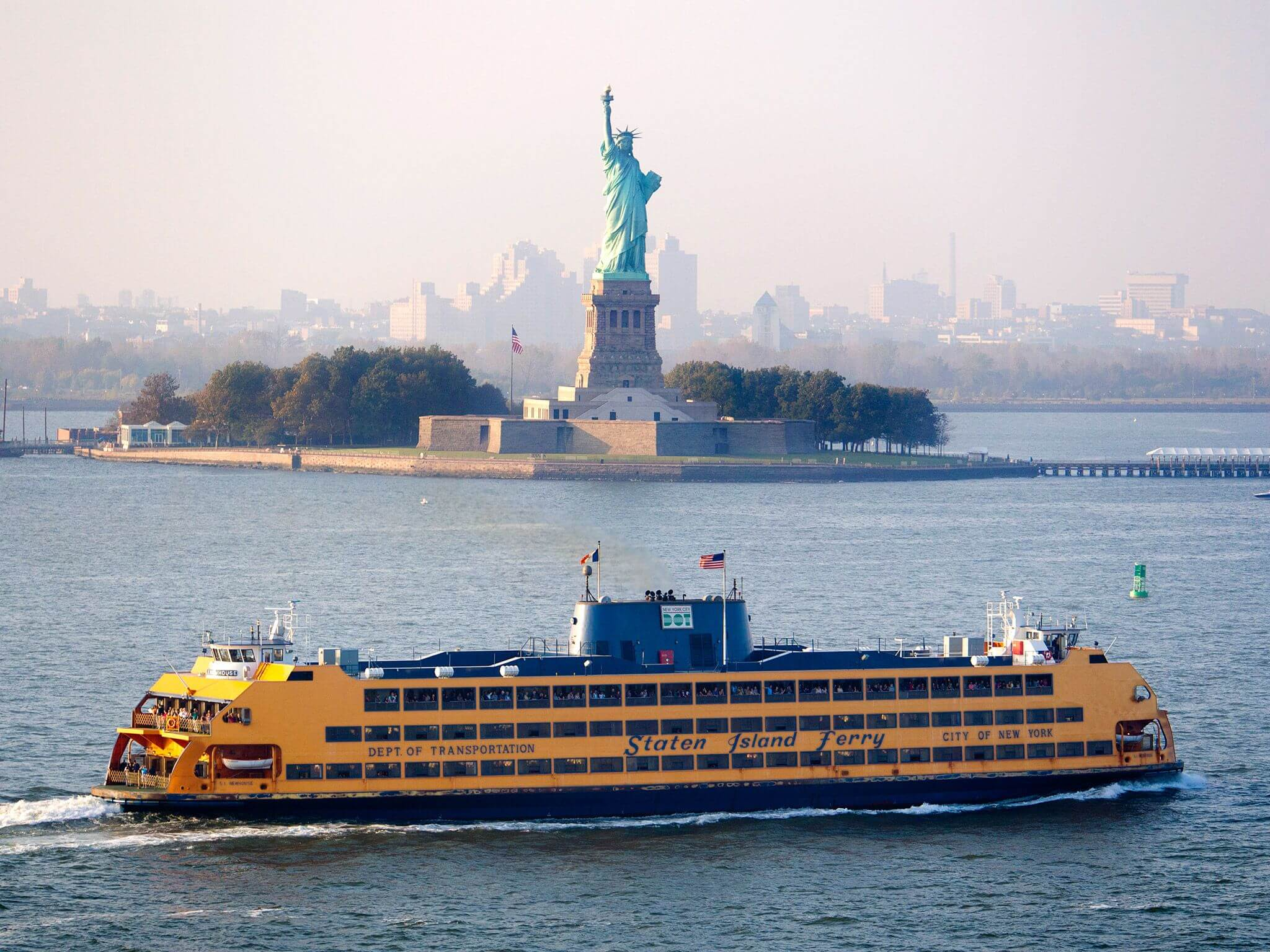 Staten Island Ferry Things to do in NYC