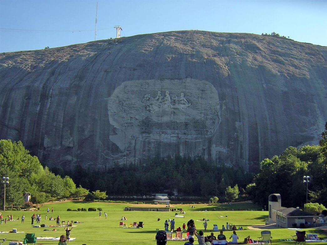 Stone Mountain Park Things to do in Atlanta