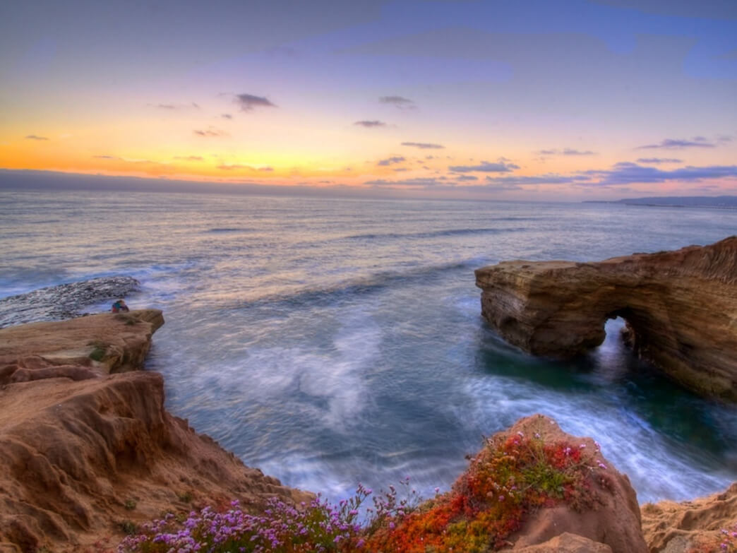 Sunset Cliffs Natural Park Things to do in San Diego