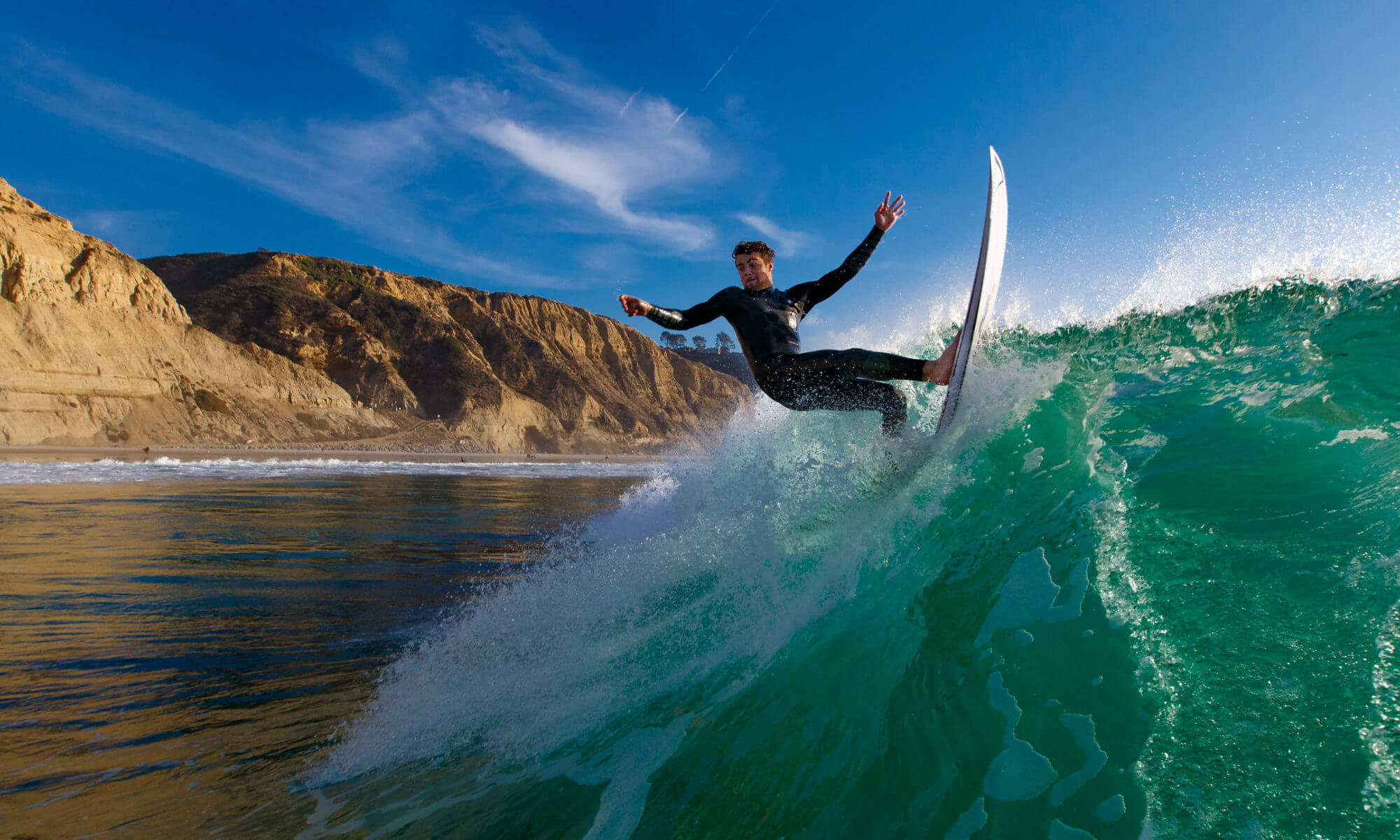 Surfing Things to do in San Diego