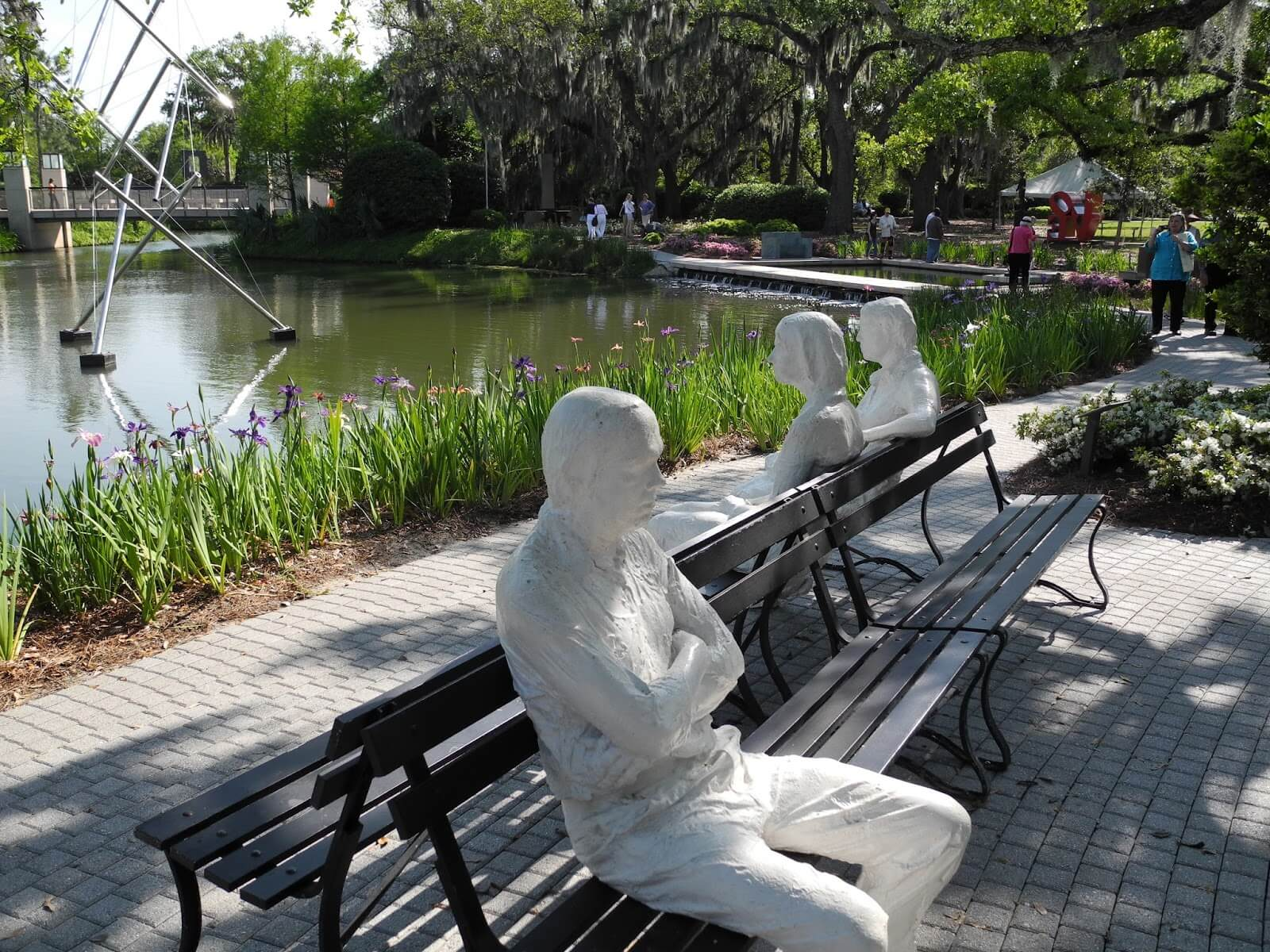 Sydney and Walda Besthoff Sculpture Garden Things to do in New Orleans