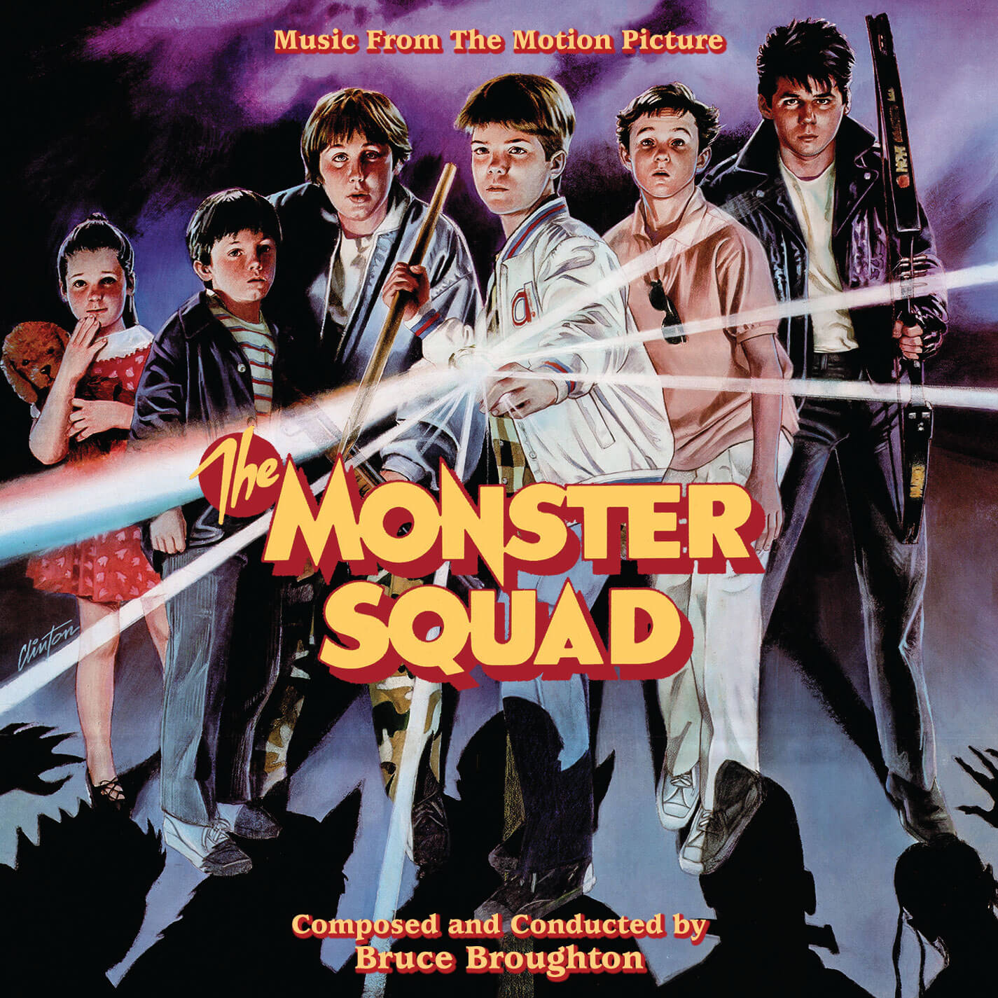 THE MONSTER SQUAD halloween movie
