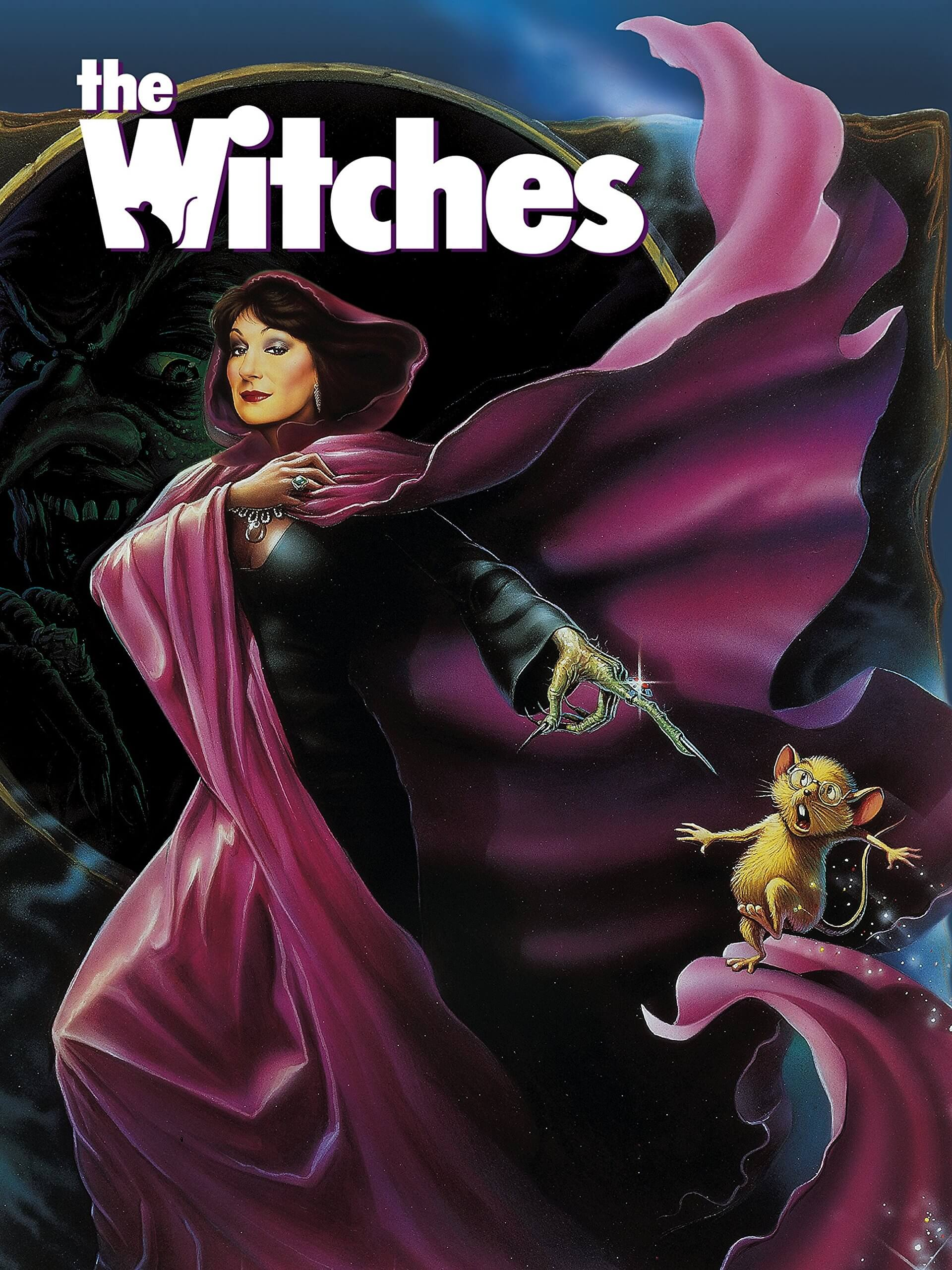THE WITCHES halloween movie