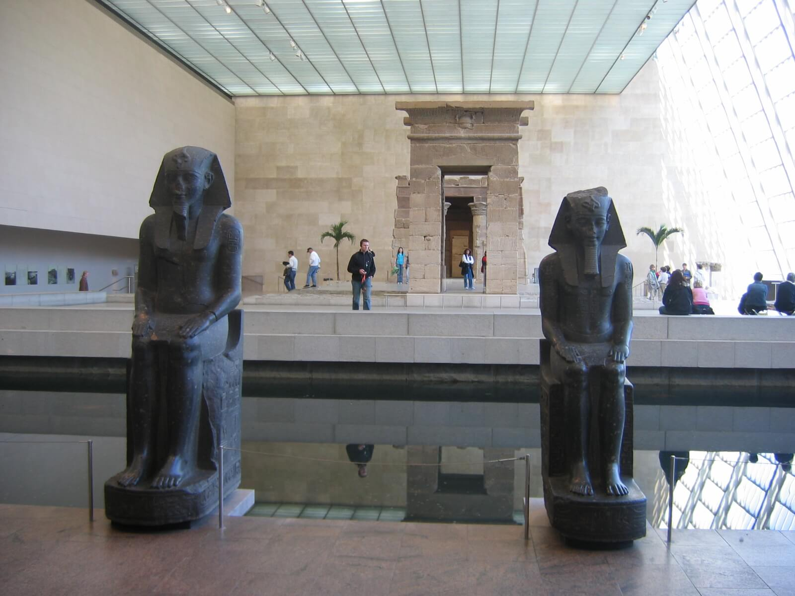 Temple of Dendur Things to do in NYC