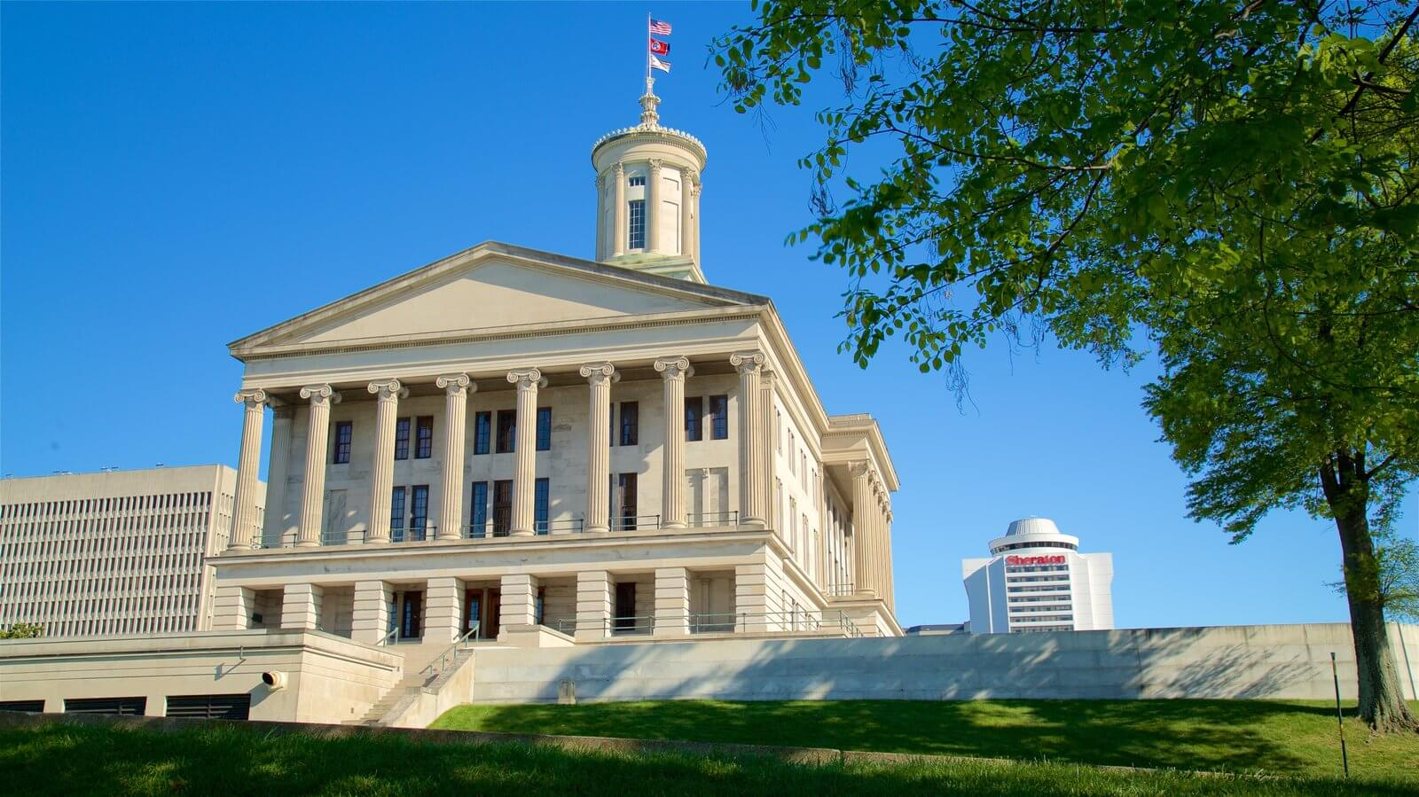 Tennessee State Capitol Things to do in Nashville