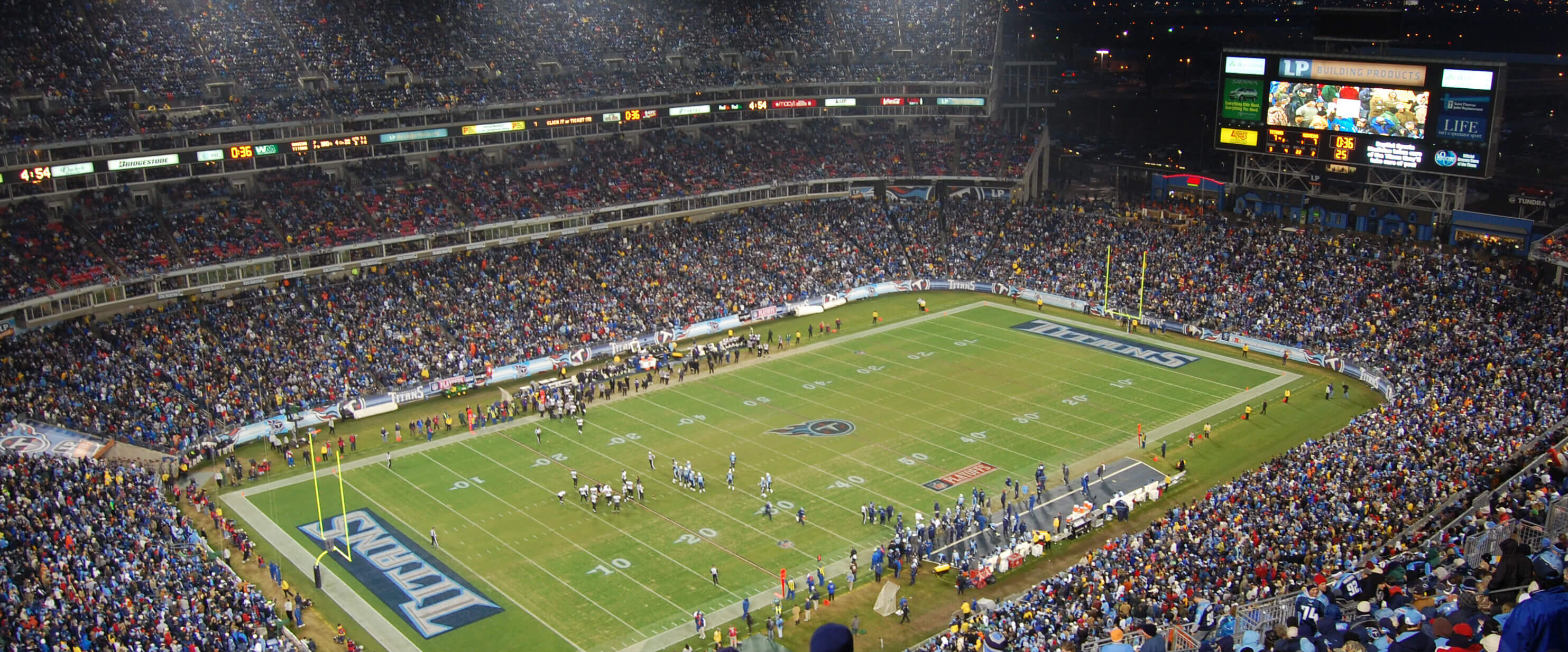 Tennessee Titans Nissan Stadium Things to do in Nashville