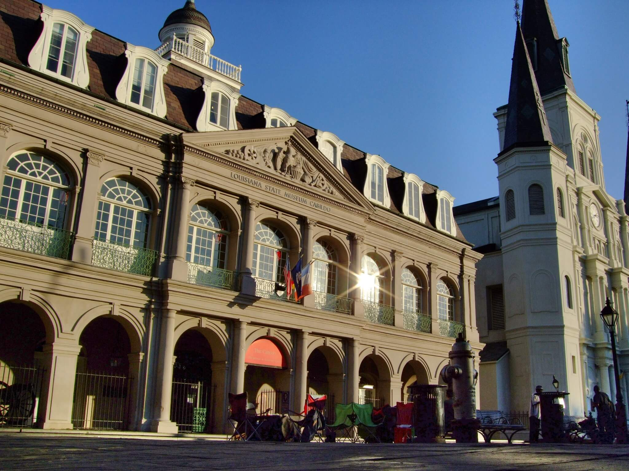 The Cabildo Things to do in New Orleans