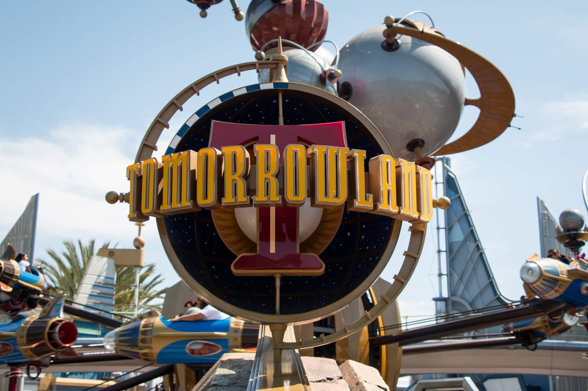 Tomorrowland Things to do in disneyland