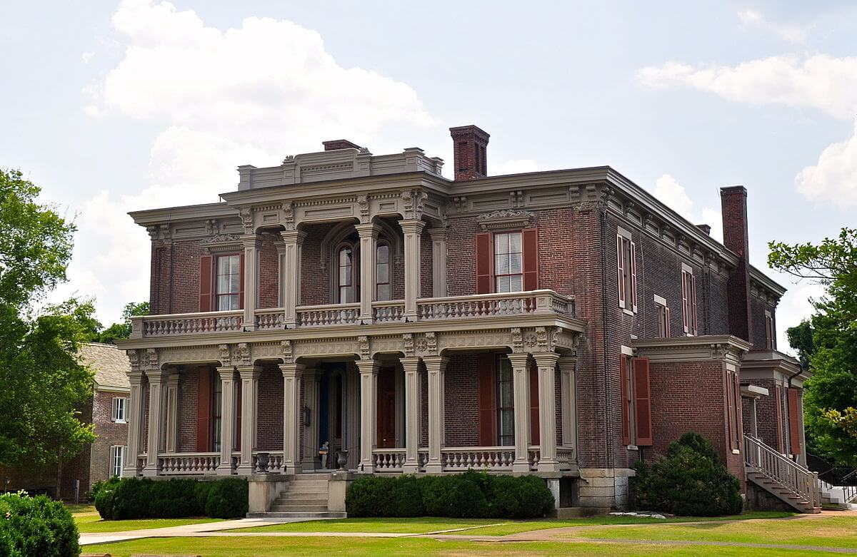 Two Rivers Mansion Things to do in Nashville
