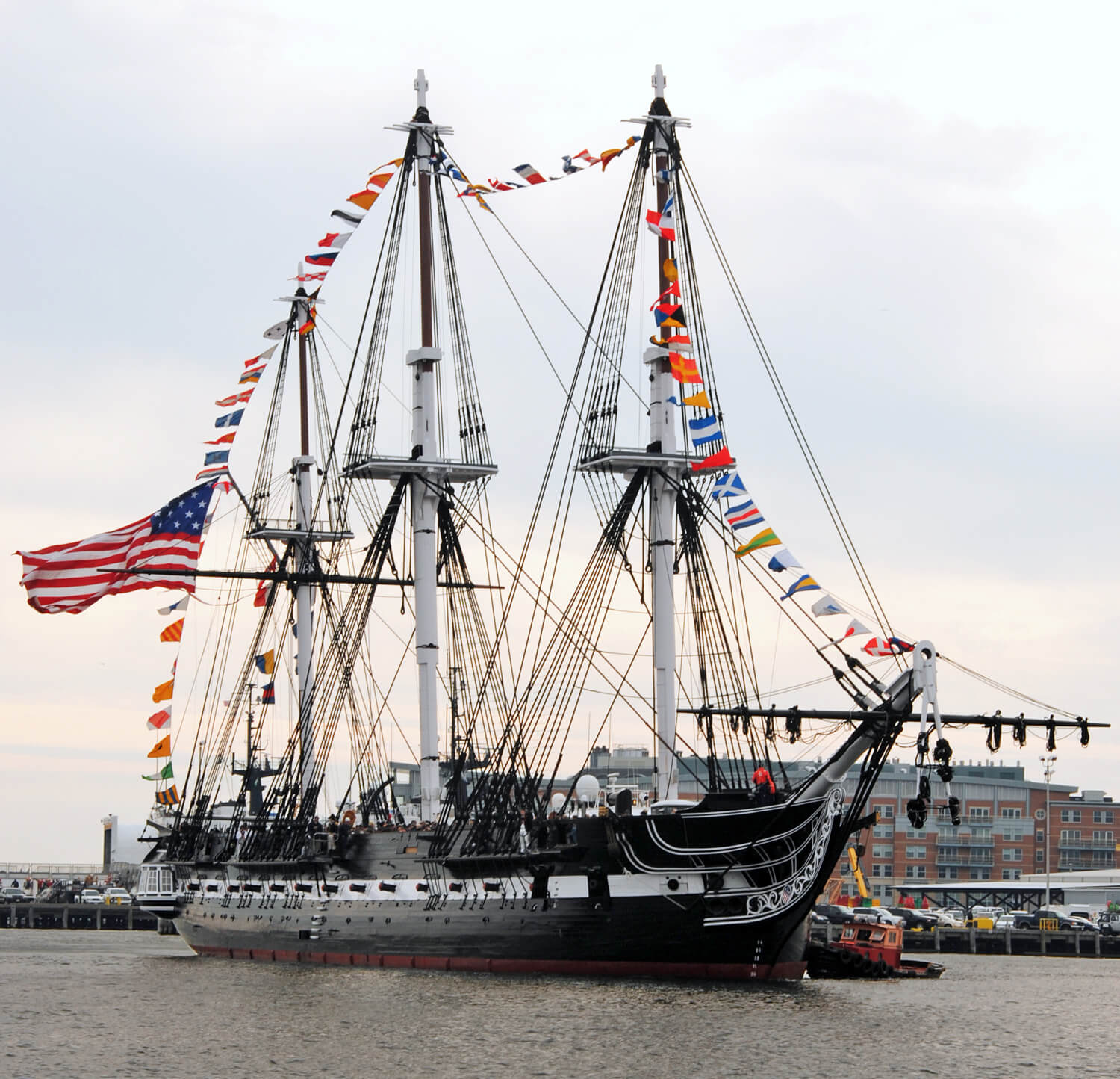 USS Constitution Things to do in Boston