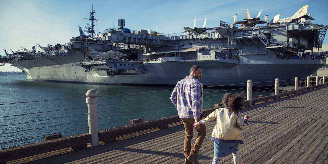USS Midway Museum Things to do in San Diego