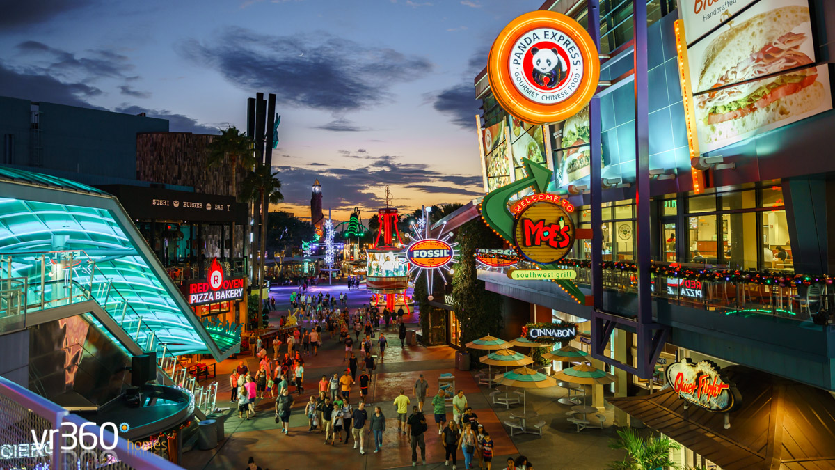 Universal City Walk thing to do in Orlando