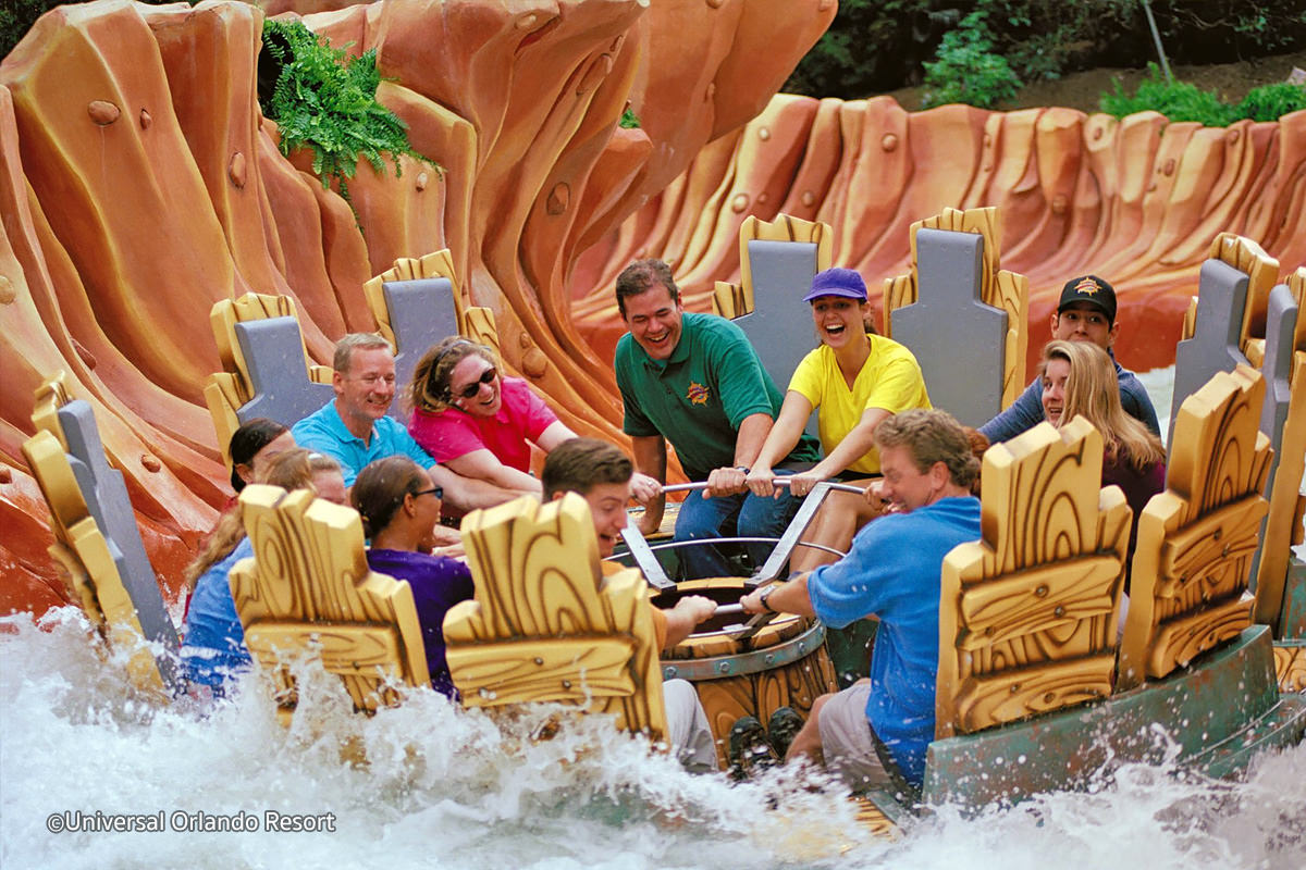 Universal island of Adventure thing to do in Orlando
