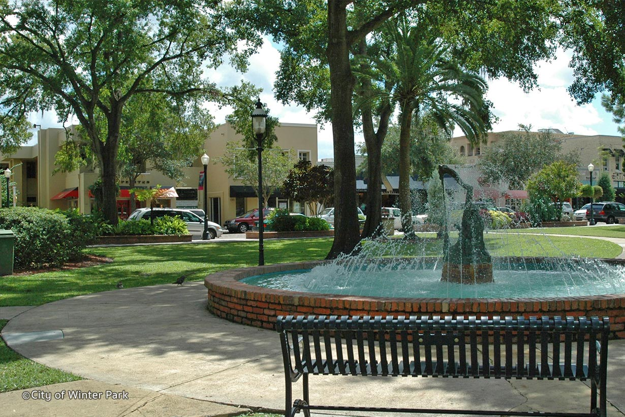 Winter Park Orlando thing to do in Orlando
