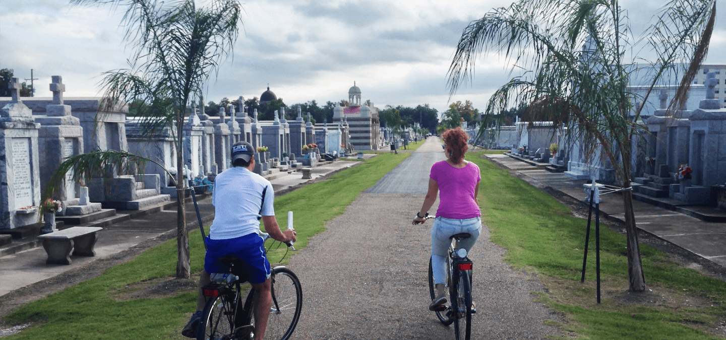 bike rental Things to do in New Orleans