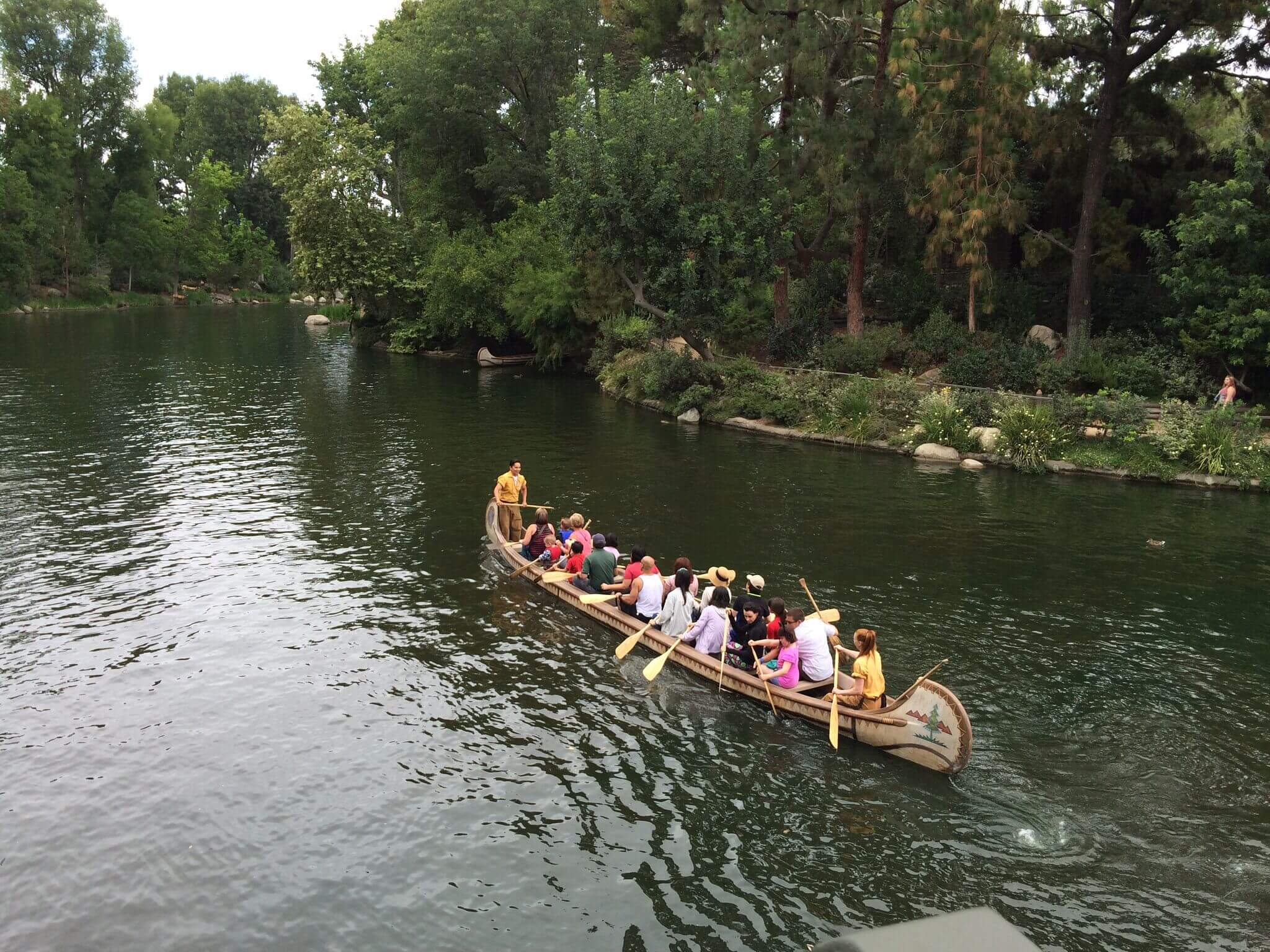 davy crockett canoe Things to do in disneyland