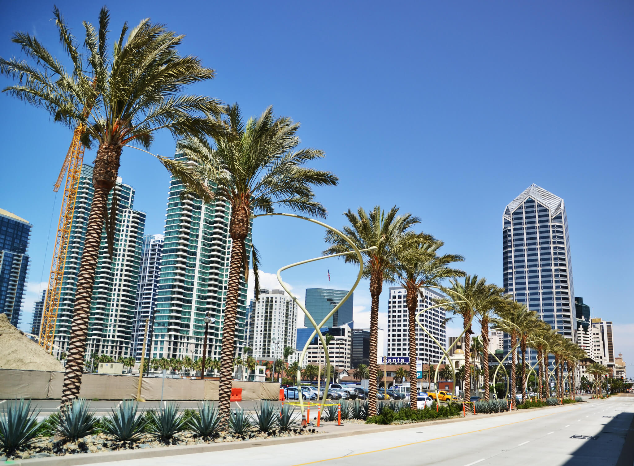 embarcadero Things to do in San Diego