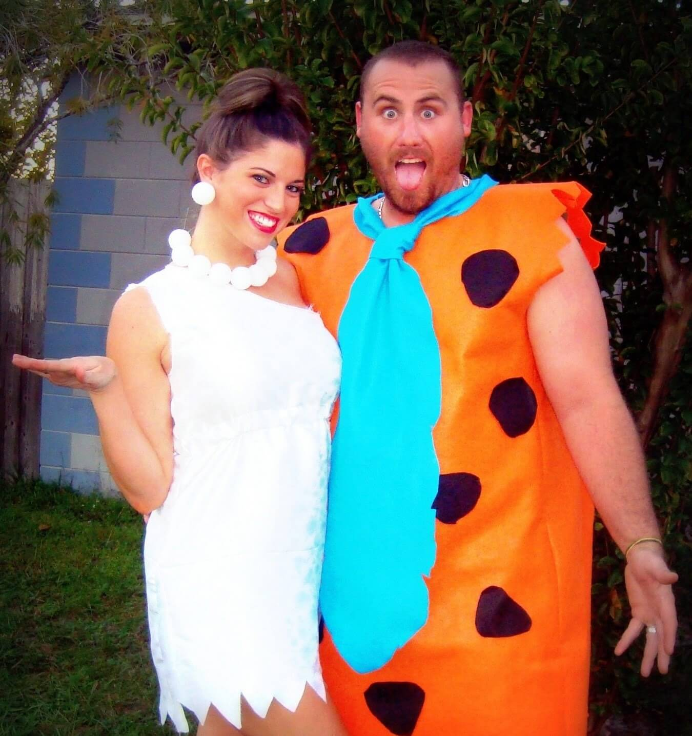 fleischer funny halloween costume for couple