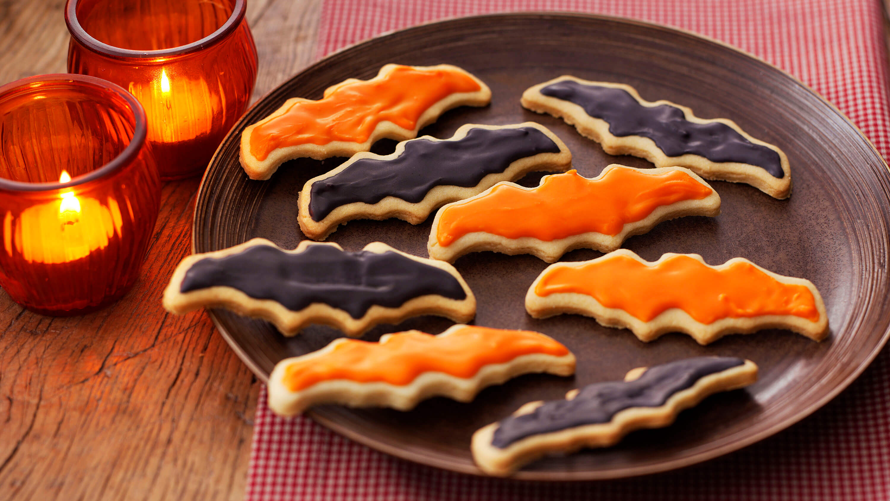 halloween biscuits bat halloween food ideas