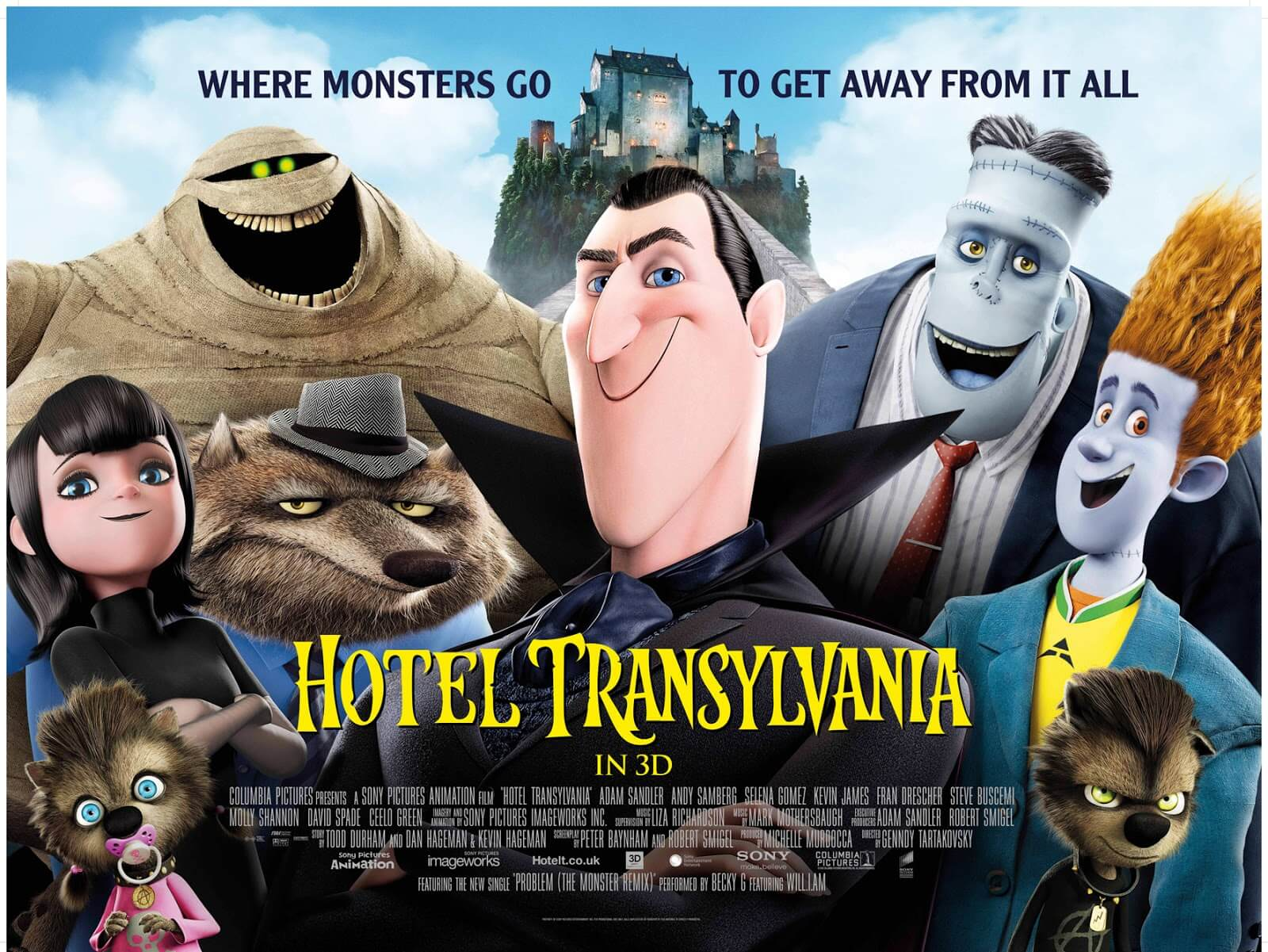 hotel transylvania halloween movie
