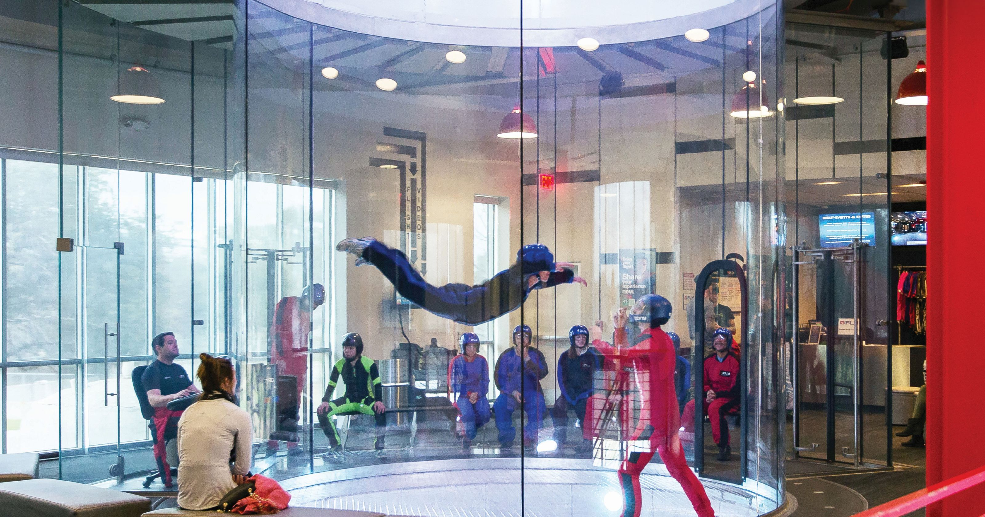 iFly Orlando thing to do in Orlando