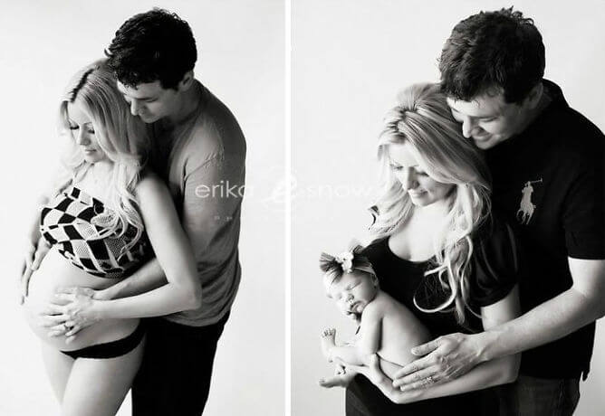 maternity photo ideas for couples