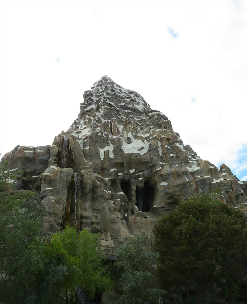 matterhorn Bobsleds Things to do in disneyland