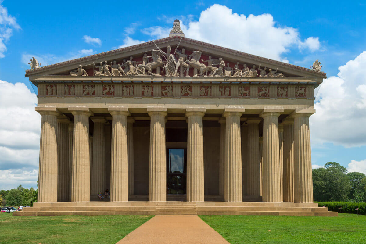 parthenon Things to do in Nashville