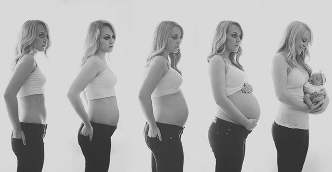 Fun Maternity Photo Ideas